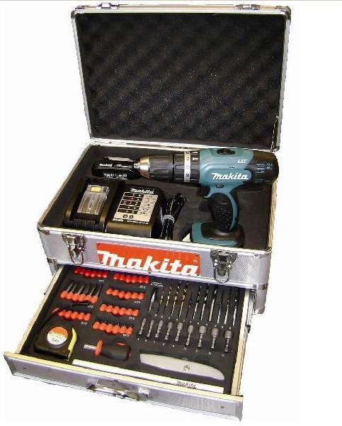 Makita akkus ütvecsavarozó 18V 1,5Ah Li-ion BHP453SHEX